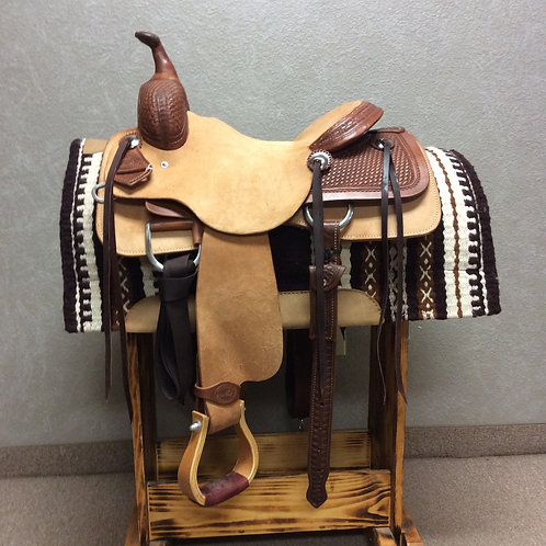"14.5"" SRS Cutting Saddle"