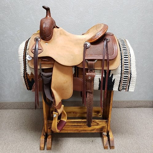 "14.5"" SRS Ranch Cutting Saddle (SRS- 11)"