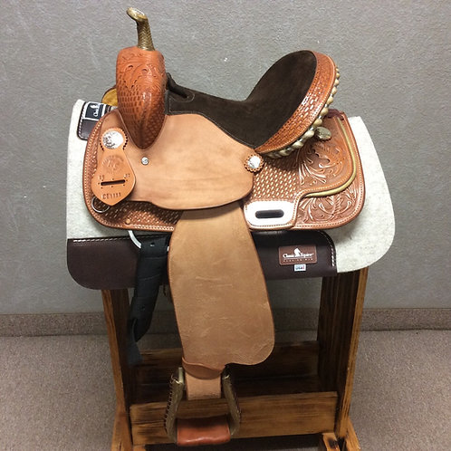 "12"" & 13"" RS Barrel Saddle"