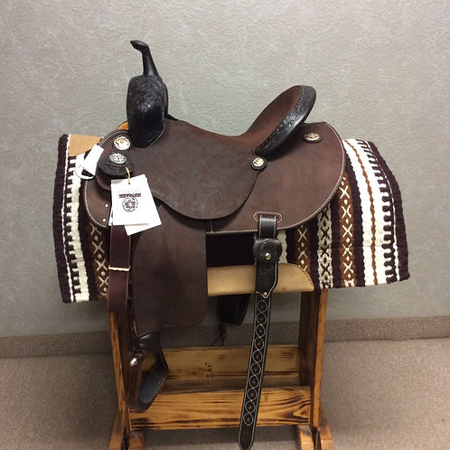 "14"" x 7.5"" Martin FX3 Barrel Saddle"