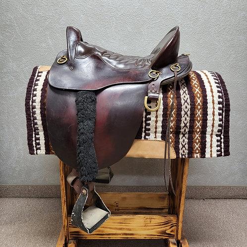 """Used 16.5"""" Tucker Endurance Saddle"""