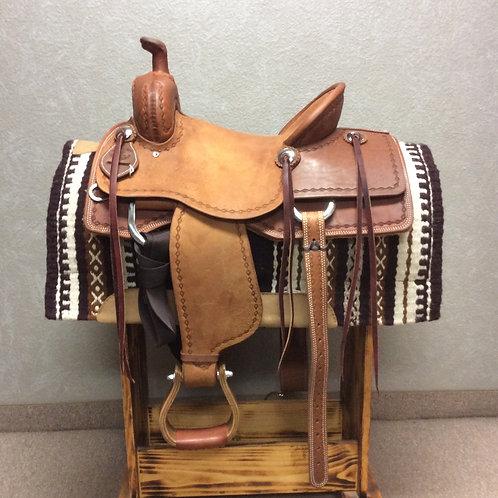 "15"" SRS Ranch Cutting Saddle"