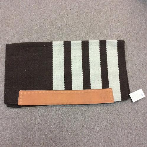 """""""Buffalo Leather"""" Saddle Blankets"""