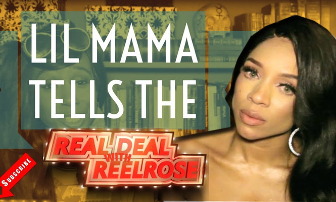Niatia a.k.a Lil Mama talks the real deal with Reel Rose on a personal level about her careers growth, staying strong and positive while giving us a sexy new look to her new single Shoe Game.