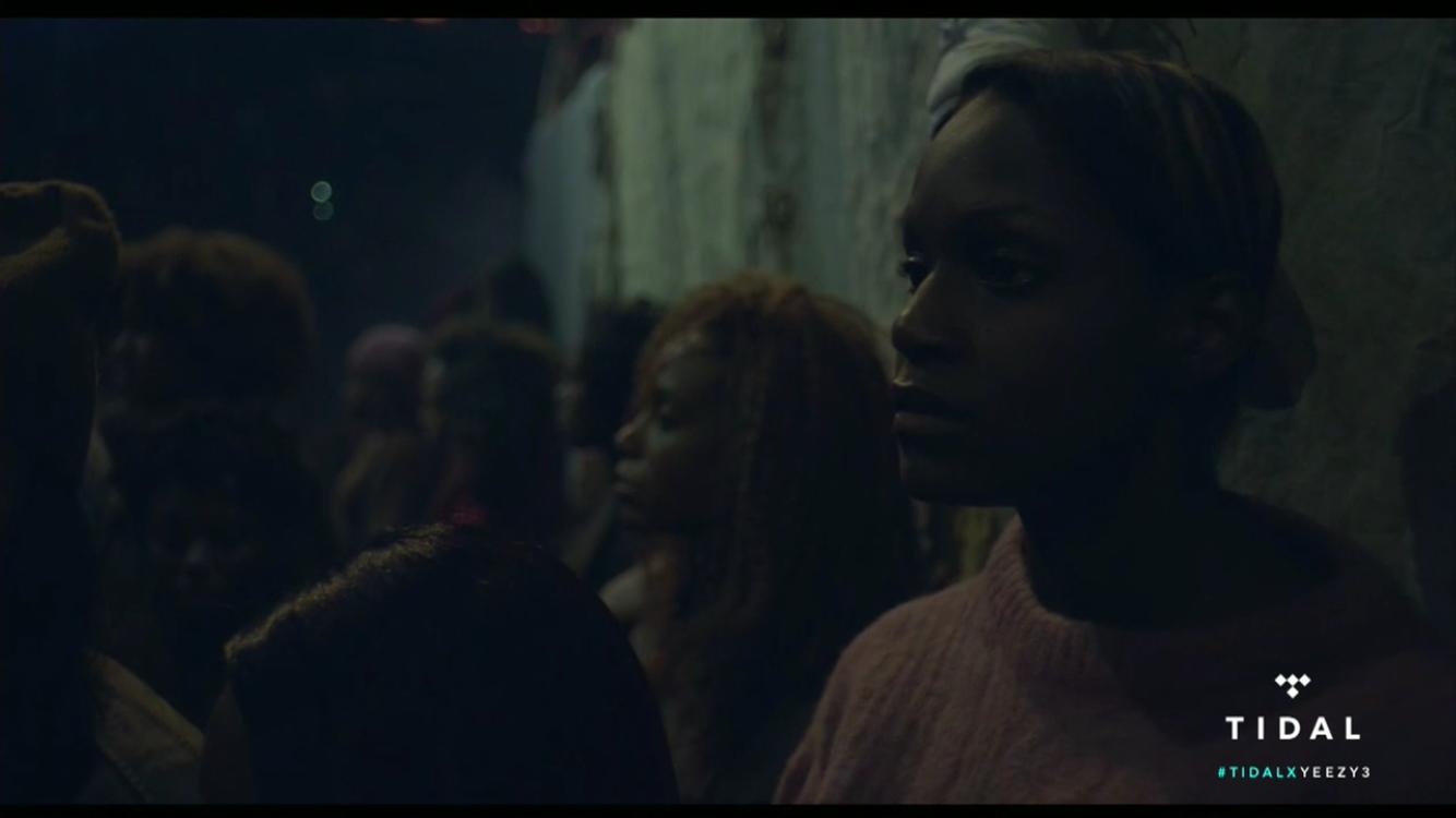 Kanye West -NYFW