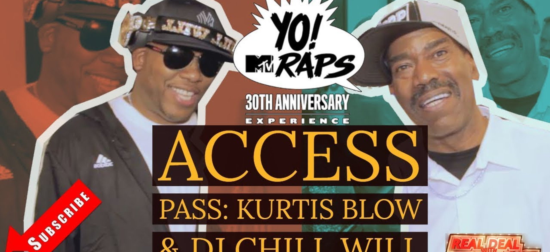 Take a look at Part 2 of the Real Deal with Reel Rose Access Pass with Flavor Flav and Luis Guzman at the Yo! MTV Raps 30th Anniversary concert at the Barclays Center in Brooklyn, New York