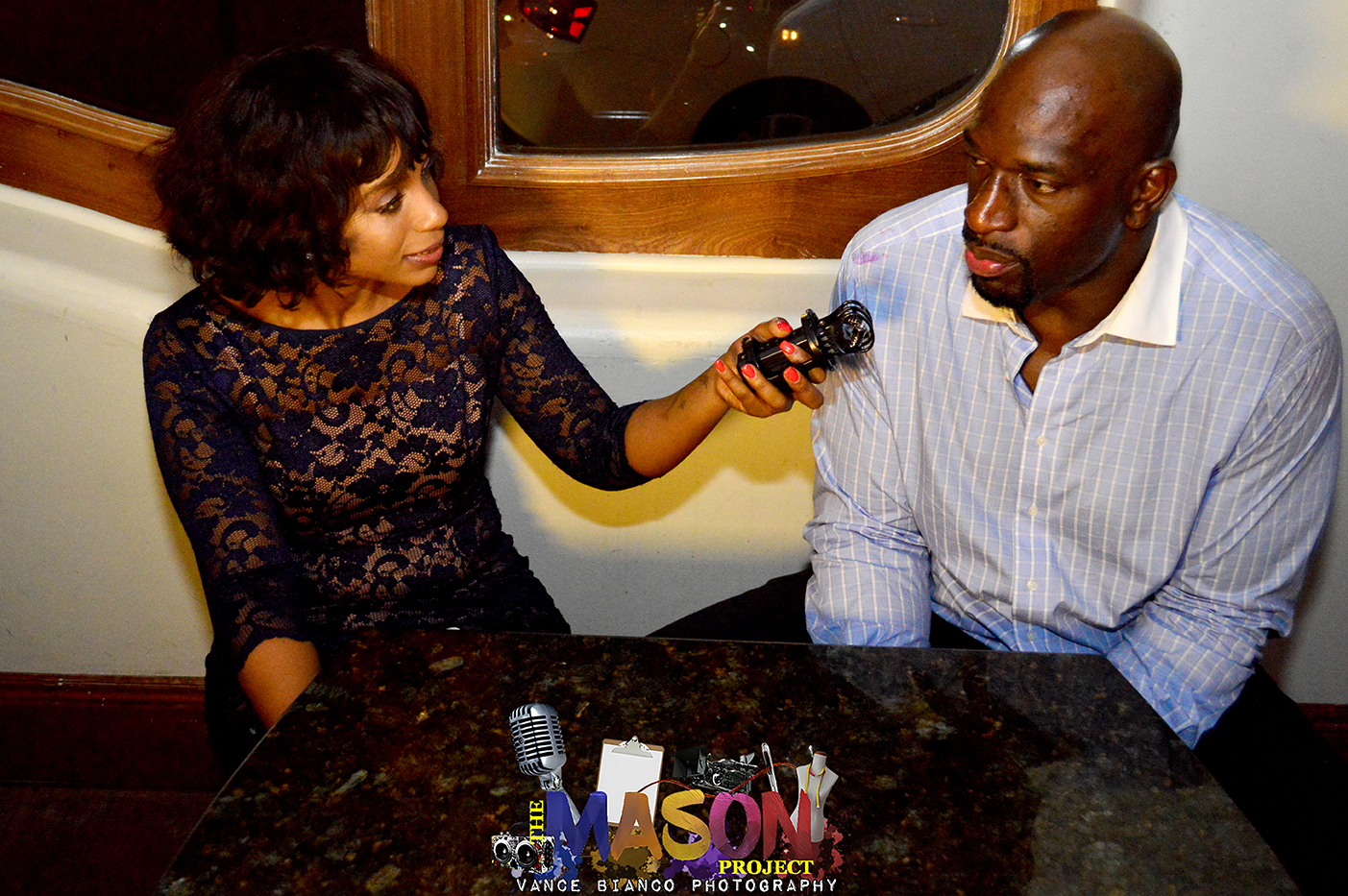 Reel Rose Interviewint Titus Oneal