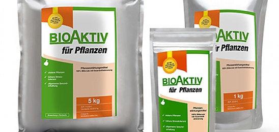 BioAktiv Pflanze