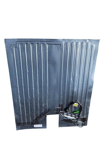 Heizmatte (alleine) für IBC-Container (für Fermentherstellung)
