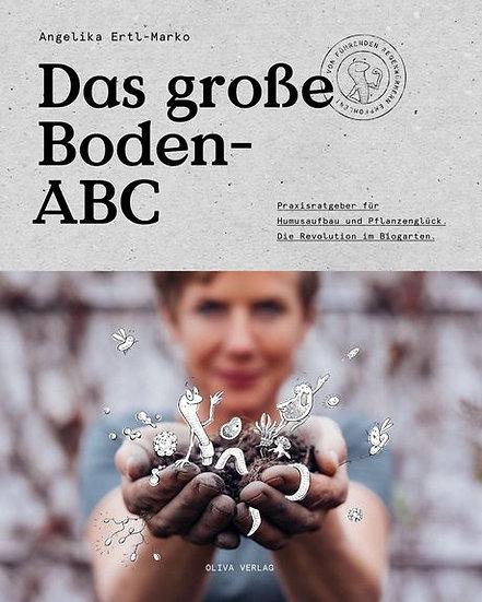 """BUCH - Das große Boden-ABC"""" von Angelika Ert"""