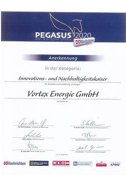 Pegasus Urkunde 2.jpg
