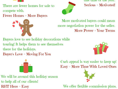 Did You Know Selling Through the Holidays is Easy