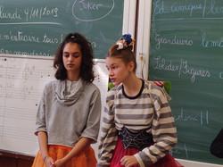 Oriane & Nora