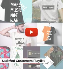 Satisfied Customer Playlist