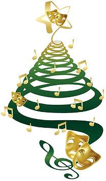 15211426-un-arbre-de-noël-avec-musique-c