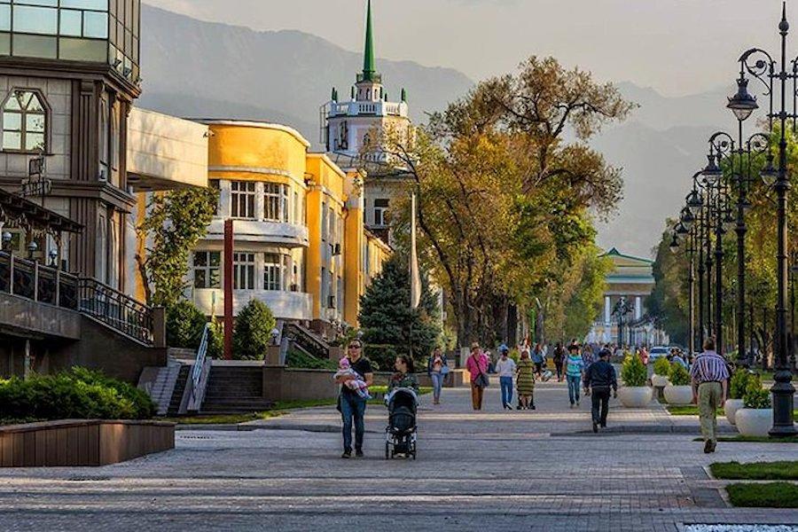 Panfilov Street 900