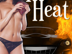 Cover Reveal: Texas Heat