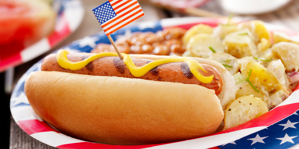 4th of July Meals