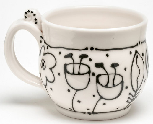 Dinky Porcelain Cute Mugget 3