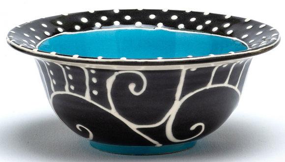 Lil Confetti Bowl: Turquoise