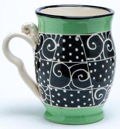Confetti Mug: Jade 1