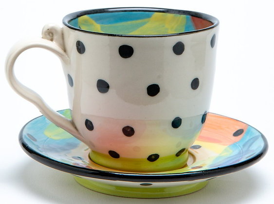 Alice in Wonderland: Cup 'n Saucer