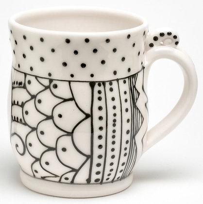 Dinky Porcelain Cute Mugget 1