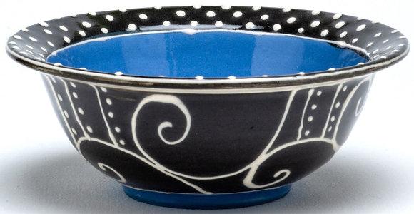 Lil Confetti Bowl: Cobalt Blue