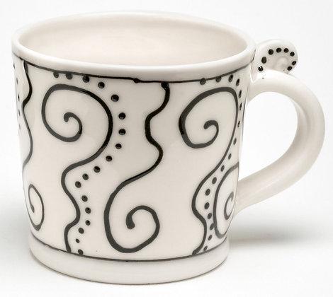 Dinky Porcelain Cute Mugget 6