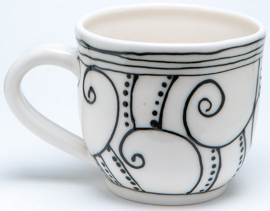 Dinky Porcelain Cute Mugget 4