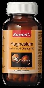 Kordel's Magnesium Amino Acid Chelate 75