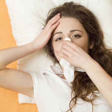 ACHOO! Sick again?