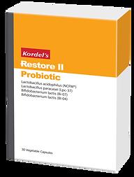 Restore II Probiotic Box 30s.png