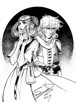 Diana characters