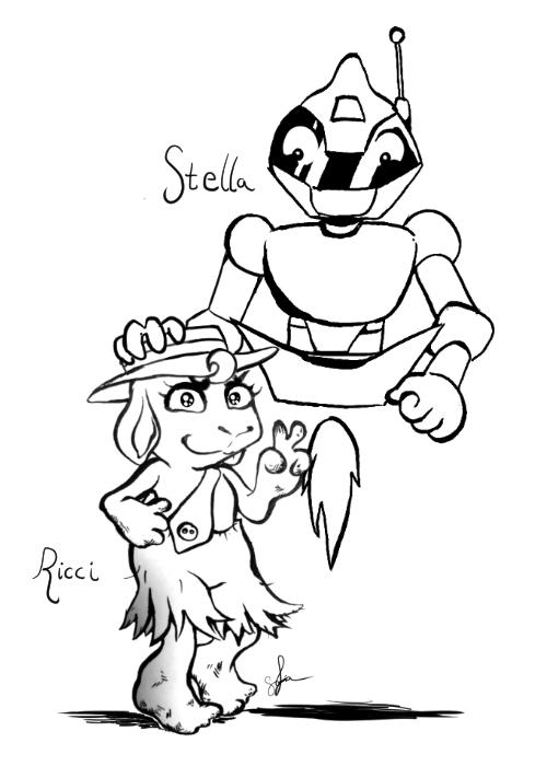 Sofia characters