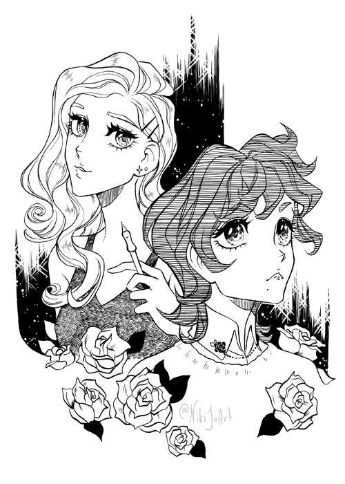 Niki characters