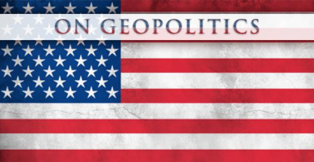 The Geopolitics of the United States                 Part 1: The Inevitable Empire