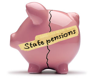 Pensions Underfunded. Report Censored
