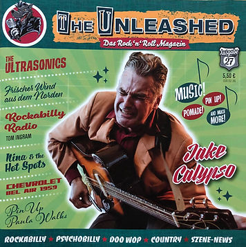 The Unleashed Rock'n'Roll Magazine