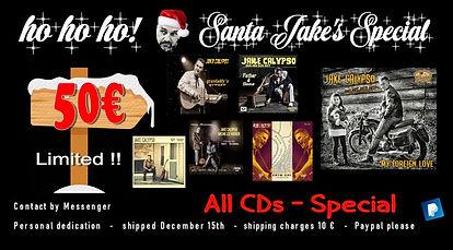 JAKE ALL CDs.jpg