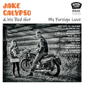 Jake Calypso - My Foreign Love