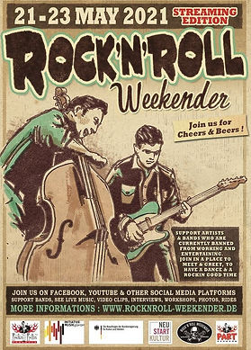 The Virtual Walldorf Rock'n'Roll Weekend
