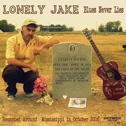 CD LONELY JAKE BLUES NEVER LIES