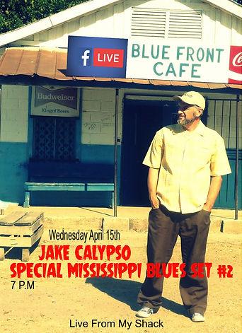 Jake Calypso Facebook Live