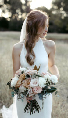 French Collection by Wendy Makin Eva Wedding Dress