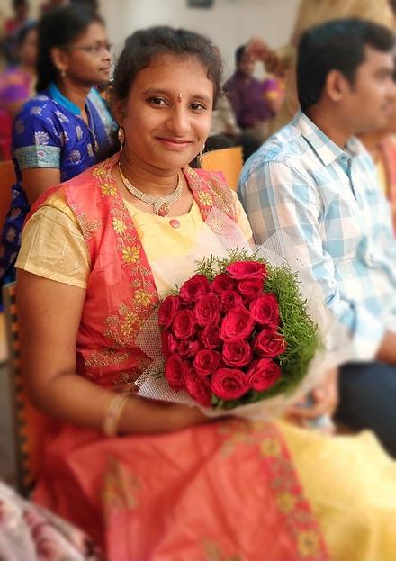 Lakshmi Komali