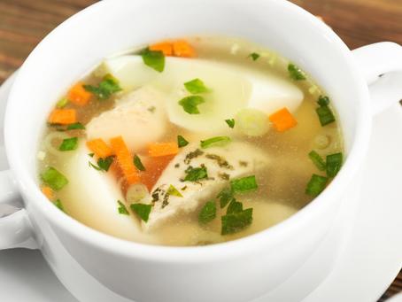 Instant Pot Chicken Potato Soup