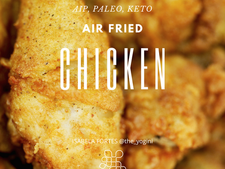 AIP AIR FRIED CRISPY CHICKEN