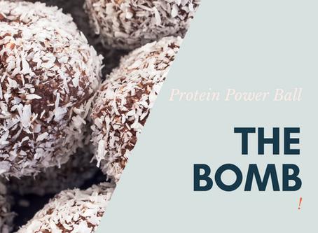 The Bomb - Super Food Power Balls Snack
