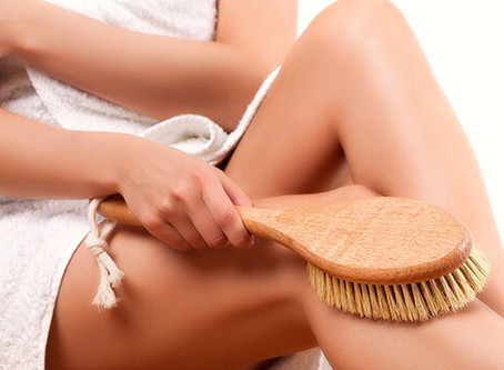The Art of Dry Skin Brushing